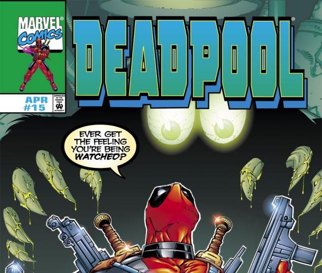 Deadpool (1997) #15