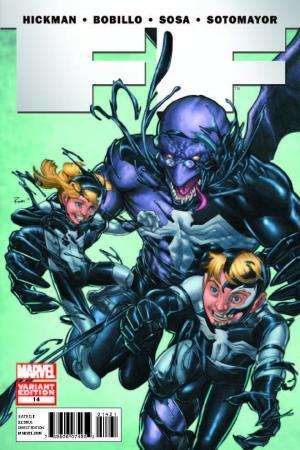 FF (2011) #14 (Venom Variant)