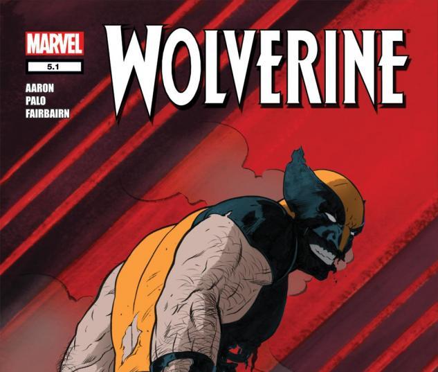 Wolverine (2010) #5.1