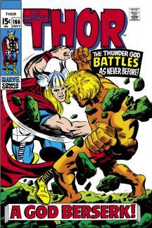 Thor (1966) #166