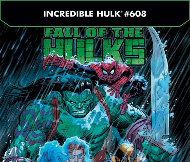 Incredible Hulks (2009) #608