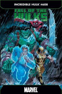 Incredible Hulks #608