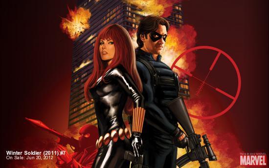 Winter Soldier (2011) #7