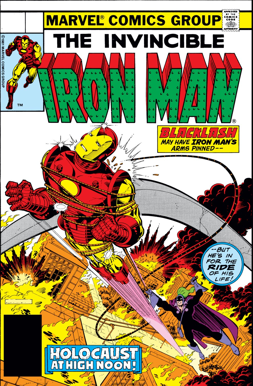 Iron Man (1968) #147