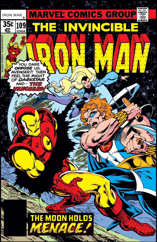 Iron Man (1968) #109