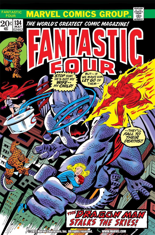 Fantastic Four (1961) #134