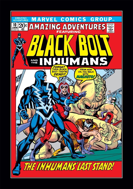 Amazing Adventures (1970) #10