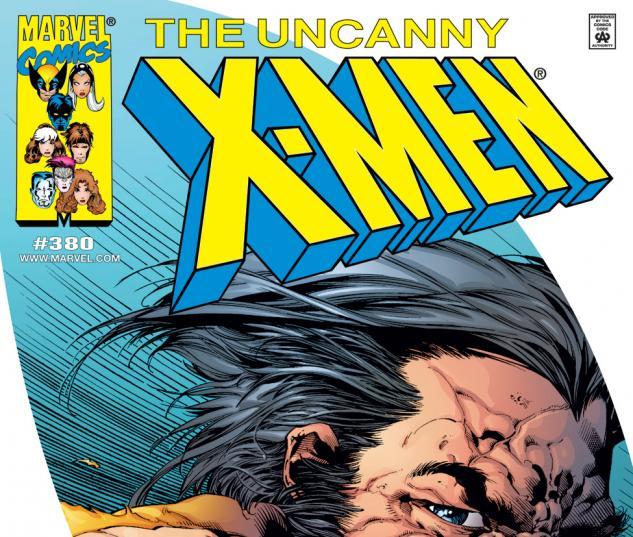 Uncanny X-Men (1963) #380 Cover