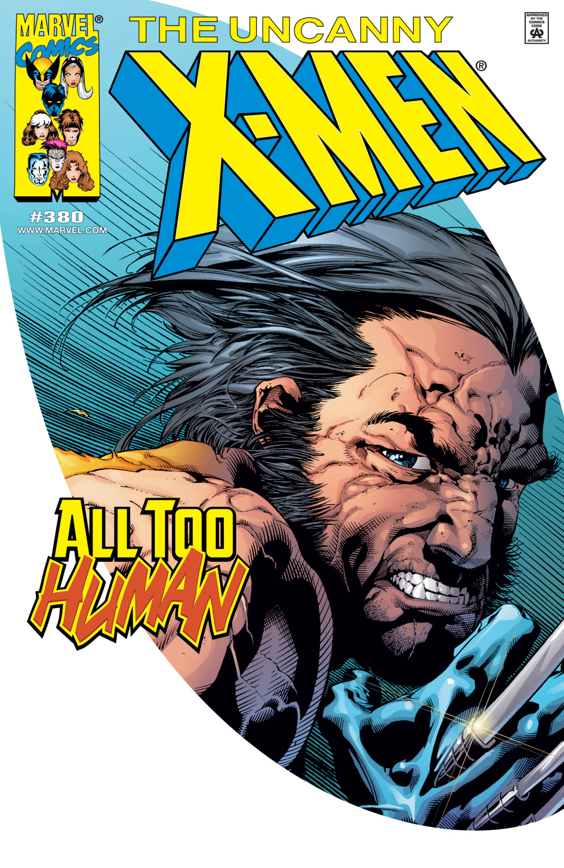 Uncanny X-Men (1963) #380