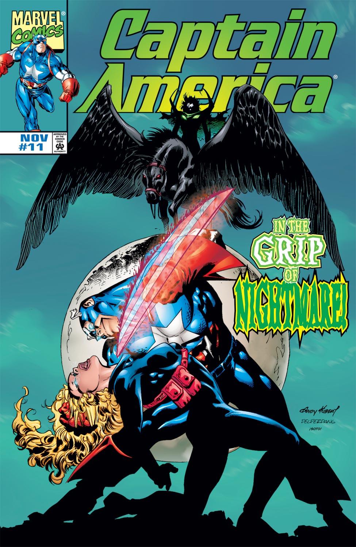 Captain America (1998) #11