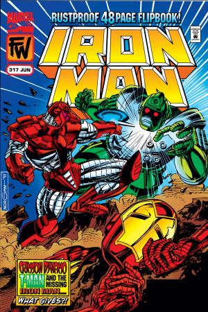 Iron Man #317
