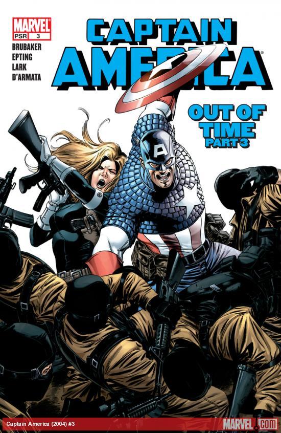 Captain America (2004) #3