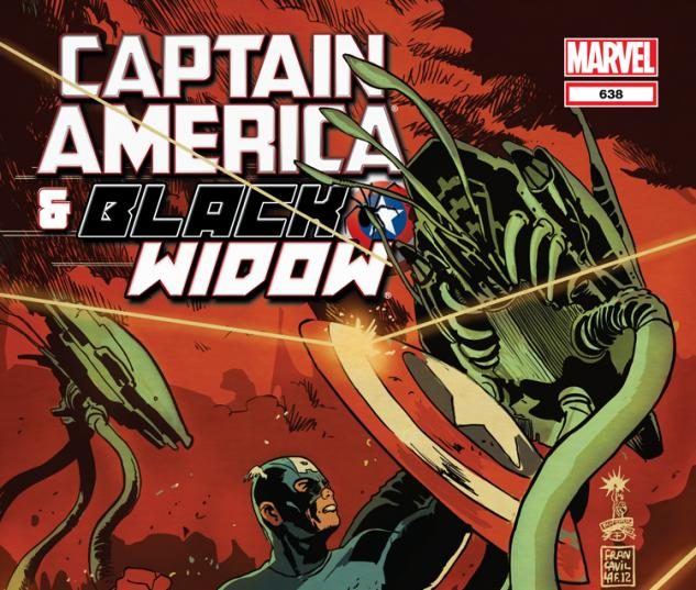 Captain America And... (2012) #638