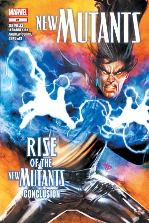 New Mutants (2009) #21
