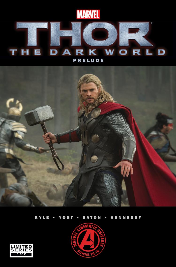 Marvel's Thor: The Dark World Prelude 2 (2012) #1