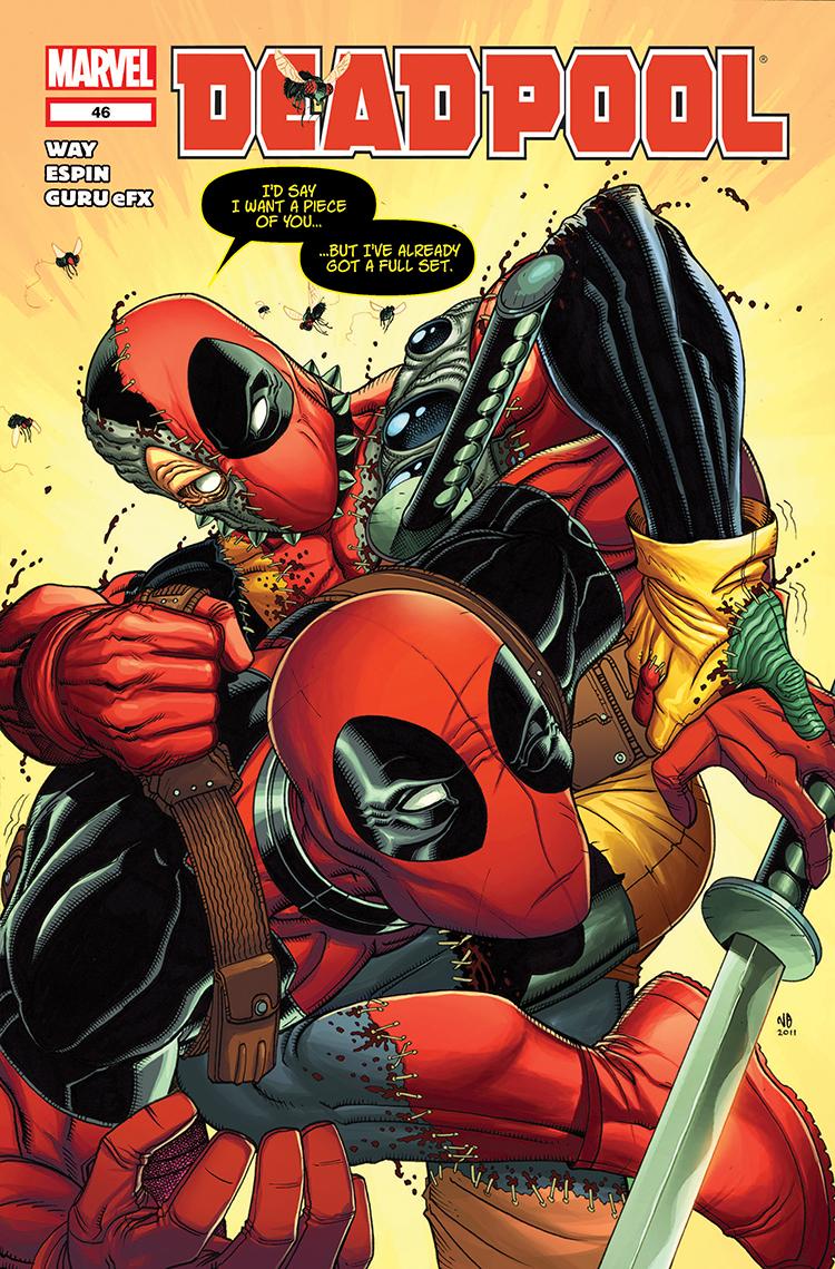 Deadpool (2008) #46