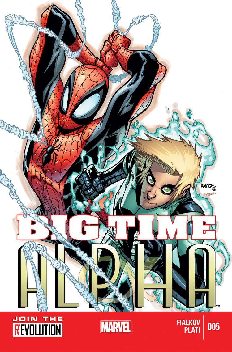Alpha: Big Time (2013) #5