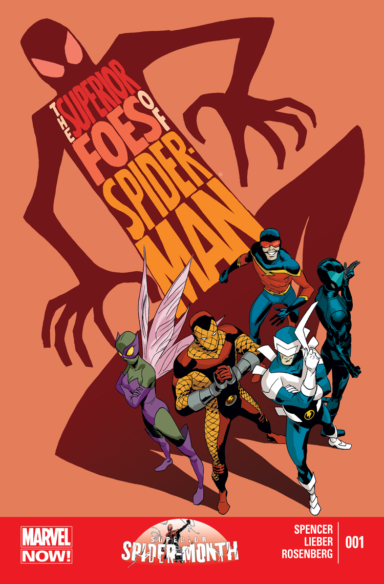 The Superior Foes of Spider-Man (2013) #1