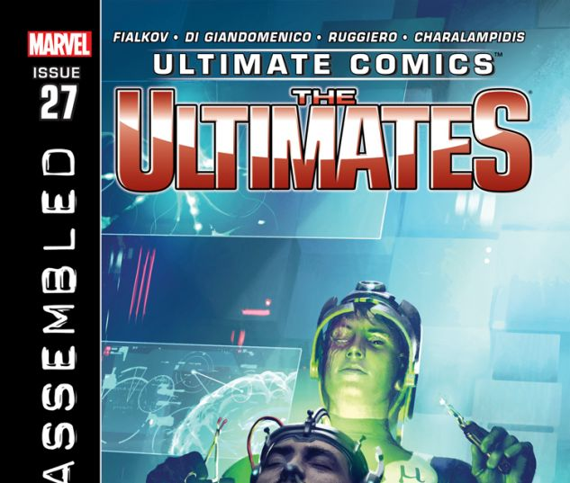 ULTIMATE COMICS ULTIMATES 27 (WITH DIGITAL CODE)