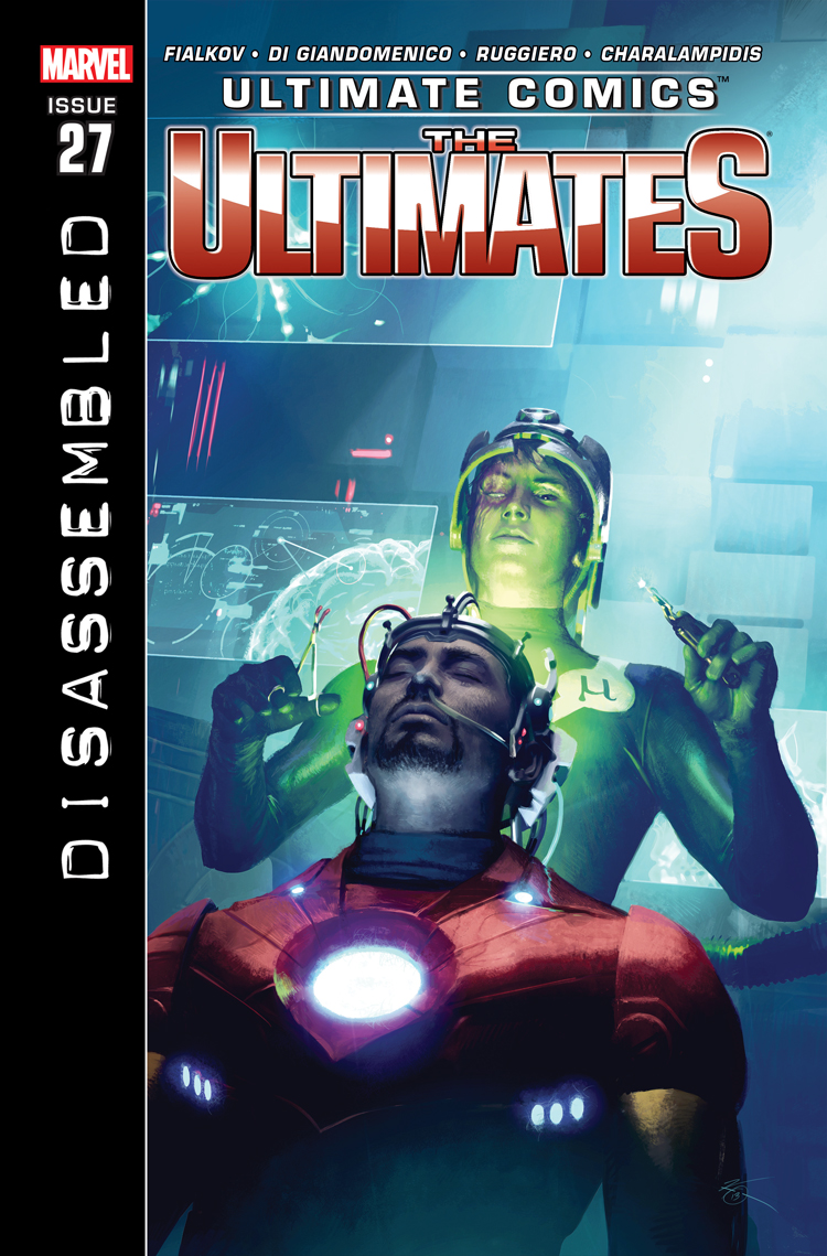 Ultimate Comics Ultimates  (2011) #27