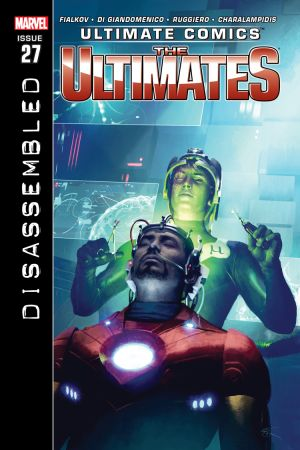 Ultimate Comics Ultimates #27
