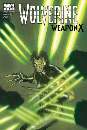 Wolverine Weapon X (2009) #2