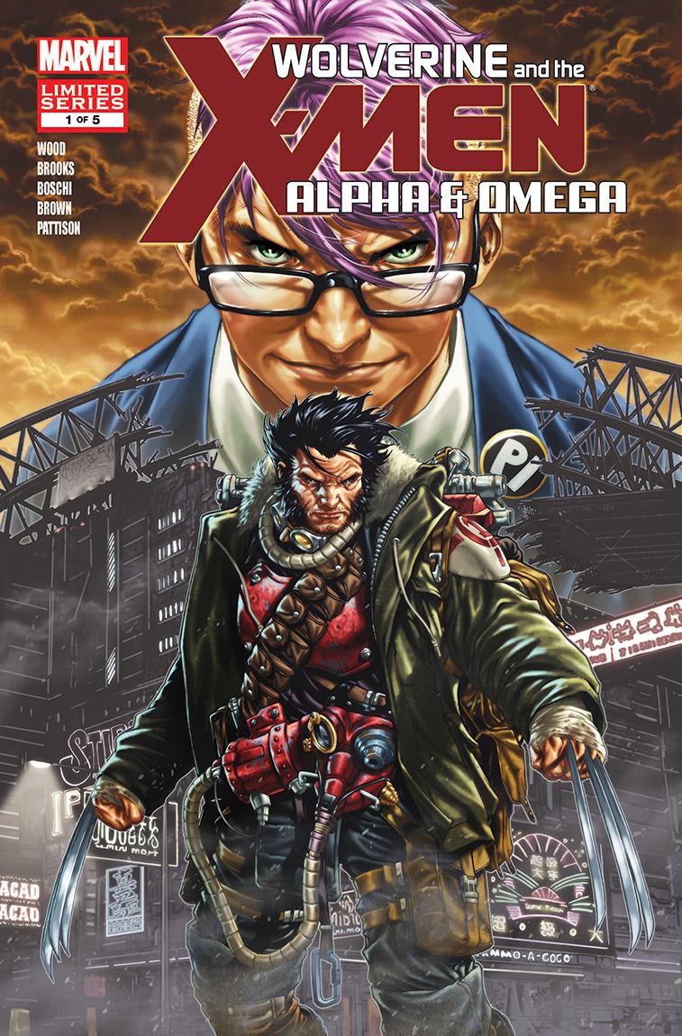 Wolverine & the X-Men: Alpha & Omega (2011) #1