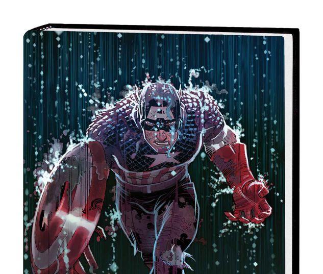 Captain America (2012) #12 Castellani Lego Variant Cover
