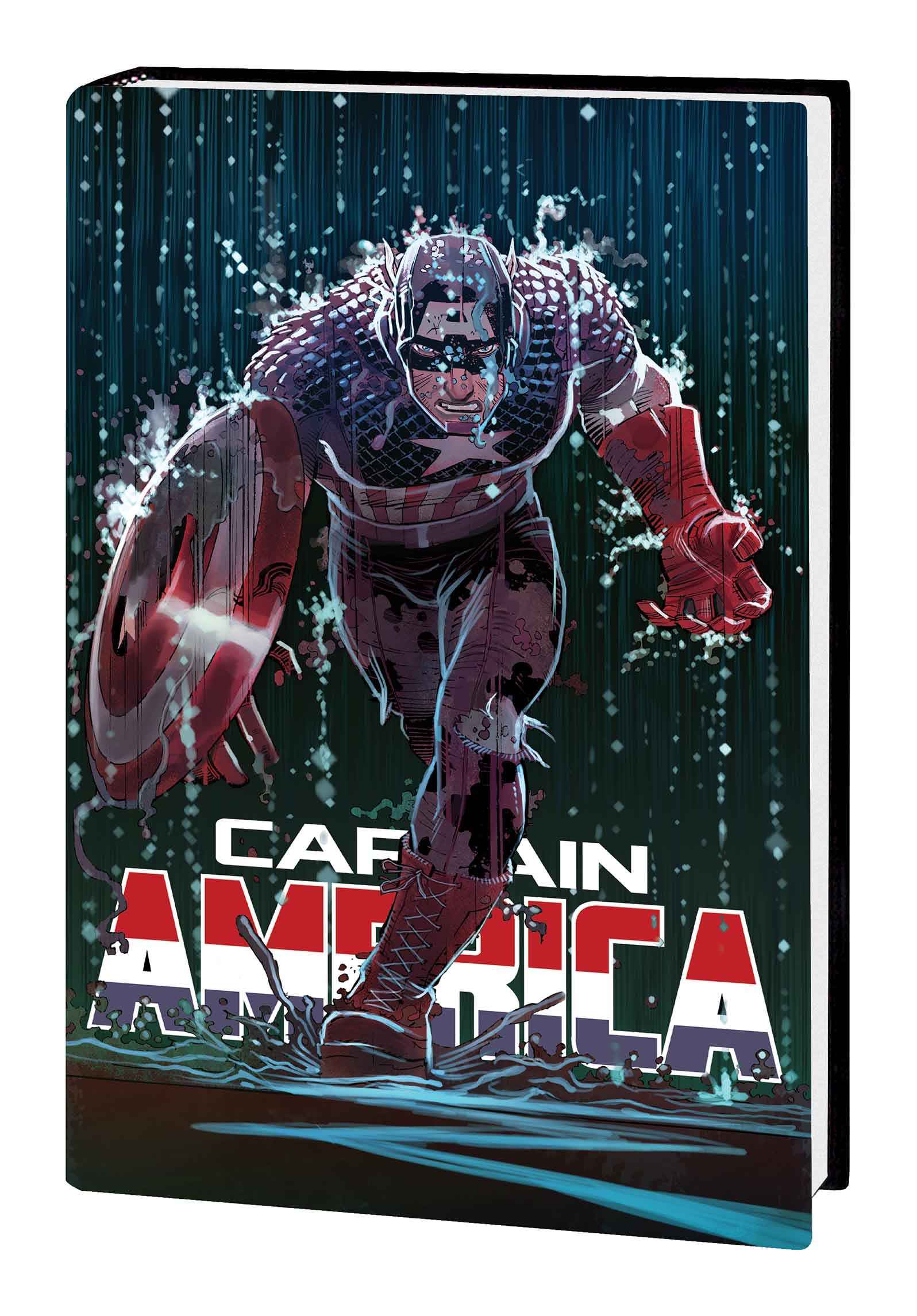Captain America Vol. 2: Castaway In Dimension Z Book Two (Hardcover)