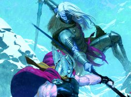 Take a First Look at Thor: God of Thunder #16