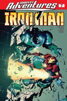 Marvel Adventures Iron Man #7