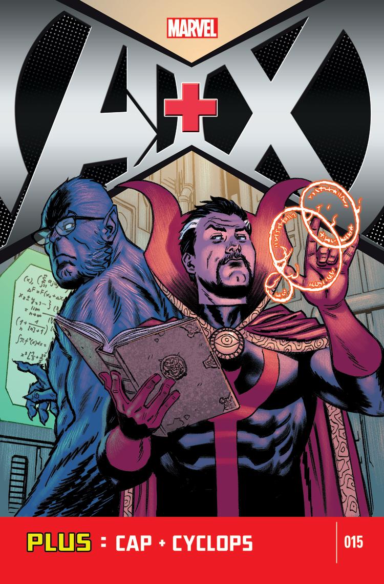 A+X (2012) #15