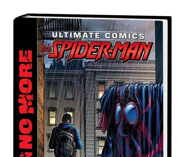 ULTIMATE COMICS SPIDER-MAN BY BRIAN MICHAEL BENDIS VOL. 5 PREMIERE HC