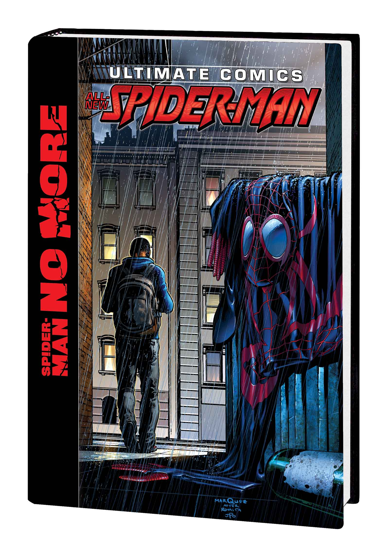 Ultimate Comics Spider-Man by Brian Michael Bendis Vol. 5 (Hardcover)