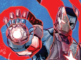 Go Back To Work With Iron Patriot