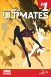 ALL-NEW ULTIMATES 1 (WITH DIGITAL CODE)