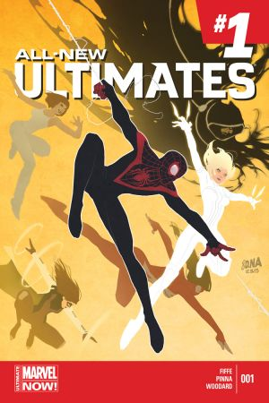 All-New Ultimates (2014) #1