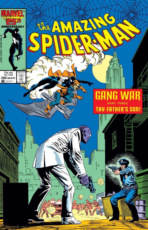 The Amazing Spider-Man (1963) #286