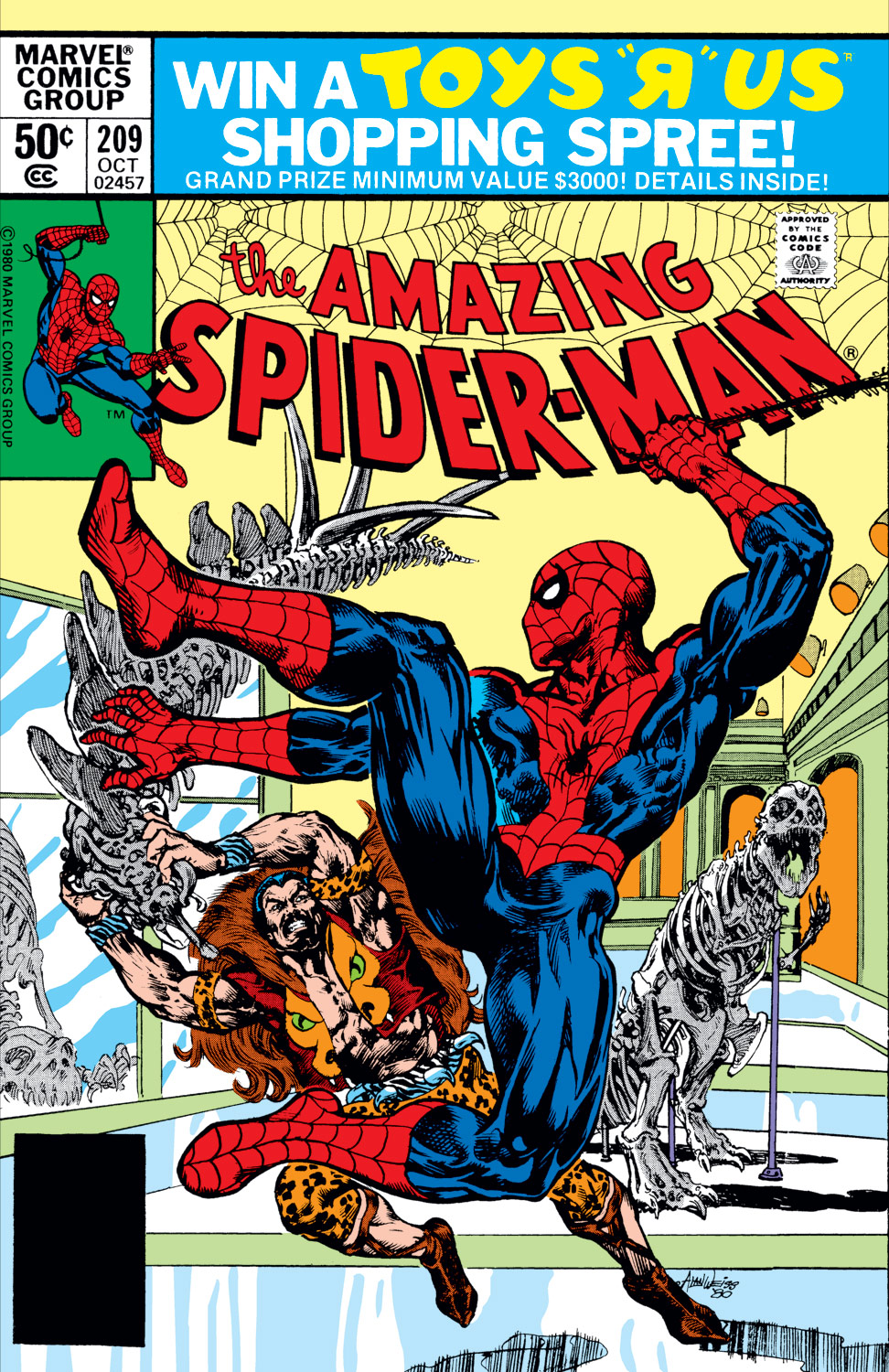 The Amazing Spider-Man (1963) #209
