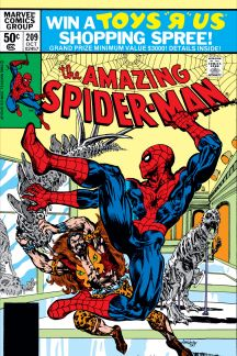 Amazing Spider-Man (1963) #209