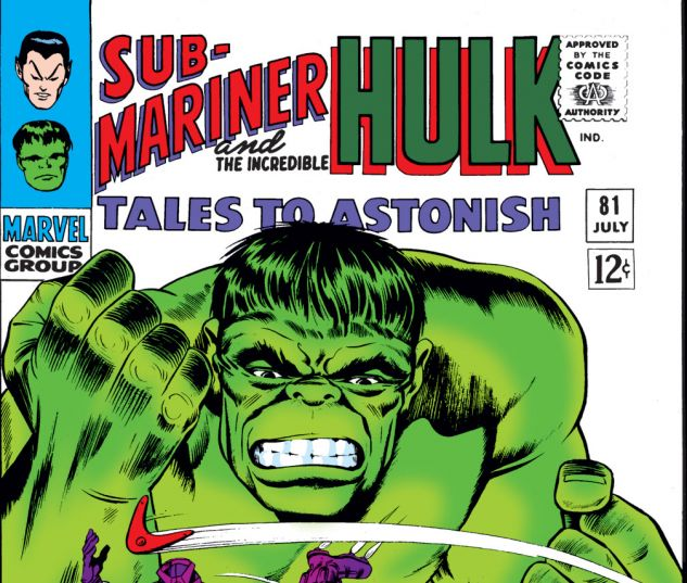 Tales to Astonish (1959) #81 Cover