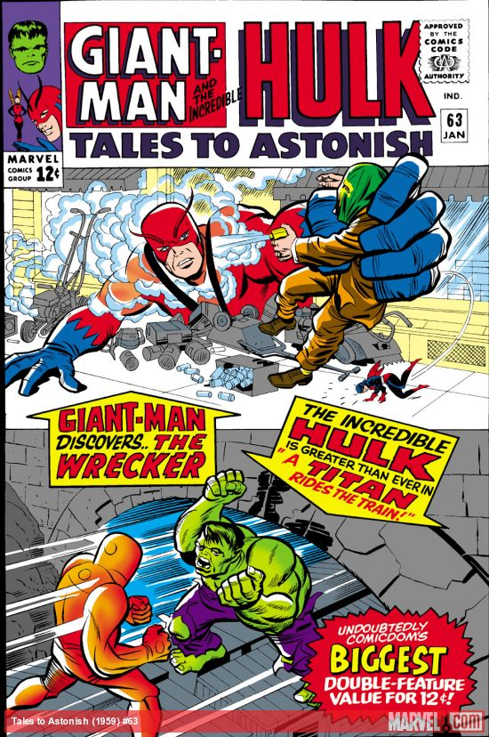 Tales to Astonish (1959) #63