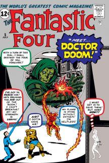 Fantastic Four (1961) #5