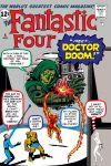 Fantastic Four (1961) #5 Cover