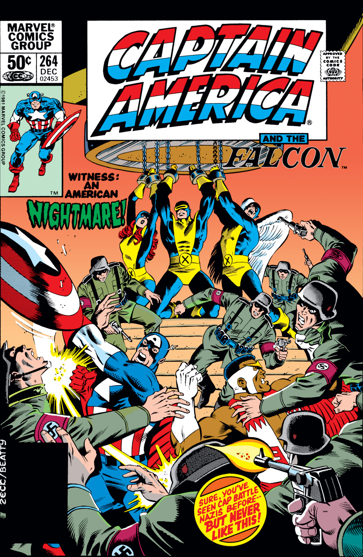 Captain America (1968) #264