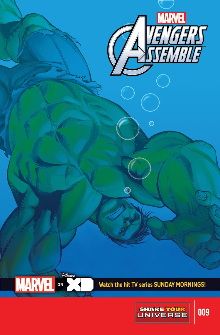 Marvel Universe Avengers Assemble (2013) #9