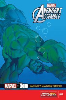 Marvel Universe Avengers Assemble #9