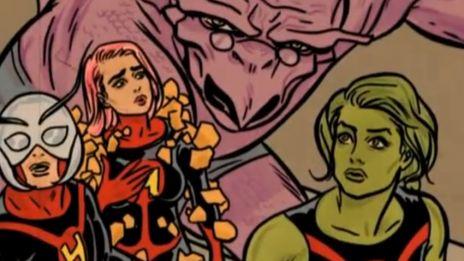 Marvel AR: FF #6 Cover Recap