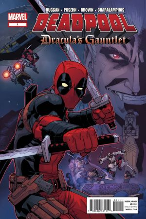 Deadpool: Dracula's Gauntlet #1