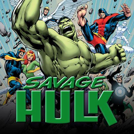 Savage Hulk (2014)